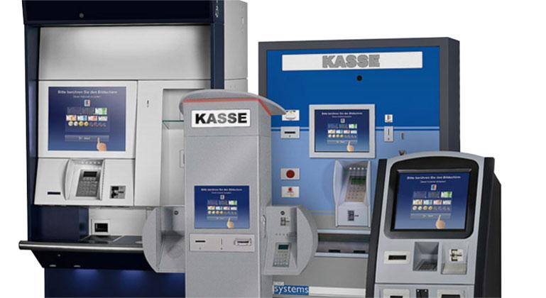 Kassen-Automaten